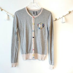 Harajuku Lovers Cardigan by Gwen Stefani